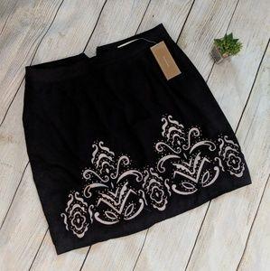 Miami Francesca's Mini Skirt sz L